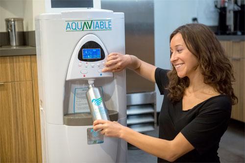 AquaViable AV-5 Atmospheric Water Generator