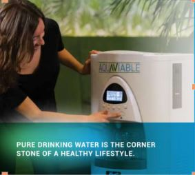 AquaViable AV-5 Atmospheric Water Generator